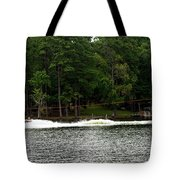 Pulling Up A Seat Tote Bag