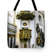 Pulpit Kalmar Cathedral Tote Bag