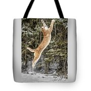 Puma High Jump Tote Bag