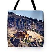 Pumice Castle Tote Bag