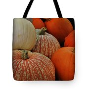 Pumpkin Colors Tote Bag