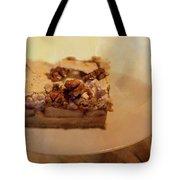 Pumpkin Pie With Walnuts Tote Bag