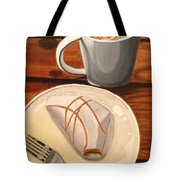 Pumpkin Scone And Pumpkin Latte Tote Bag