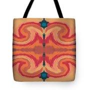 Pumpkin Spice- Art By Linda Woods Tote Bag by Linda Woods