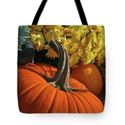 Pumpkin Still Life  Tote Bag