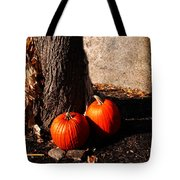 Pumpkin Time Tote Bag