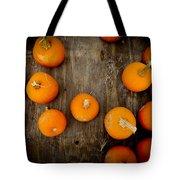 Pumpkin Tops Tote Bag