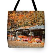 Pumpkins For Sale Tote Bag