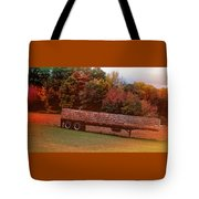 Pumpkins Mellow Tote Bag