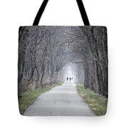 Pumpkinvine Trail December 2015 Tote Bag