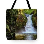 Punch Bowl Falls, Oregon Tote Bag