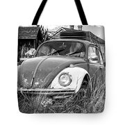 Punch Bug Tote Bag by Bitter Buffalo Photography