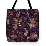 Pungent Purples And Pretty In Pinks Tote Bag