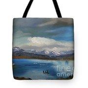 Punta Arenas Tote Bag