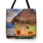 Punta Caracol Tote Bag by Dolly Sanchez
