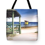 Punta Del Diablo S Morning Tote Bag