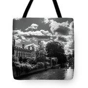 Punting, Cambridge. Tote Bag