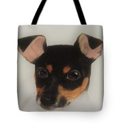Puppy Foxie  Tote Bag