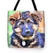Puppy Oskar 2 Tote Bag