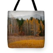 Purcell Gold Tote Bag