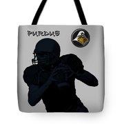 Purdue Football Tote Bag
