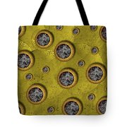 Pure Abstract Popart Tote Bag