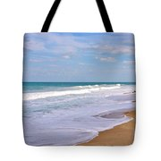 Pure Beach Tote Bag
