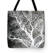 Pure Energy- Lightning Tree Tote Bag