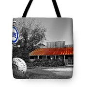 Pure Gas Station Tote Bag