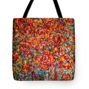 Pure Happiness Tote Bag