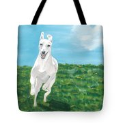 Pure Joy And Happiness Tote Bag