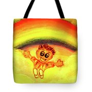 Pure Joy Tote Bag