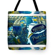 Pure Life Tote Bag by Ze DaLuz