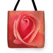 Pure Passion Rose Tote Bag