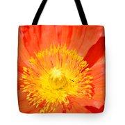 Pure Poppy Sunshine Tote Bag