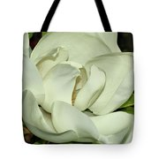 Pure White Fragrant Beauty Tote Bag