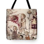 Purepecha People Tote Bag