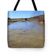 Purgatoire River 2 Tote Bag