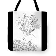 Purging Old Habits- Manifesting New Ones Tote Bag