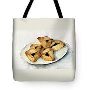 Purim Cookies Tote Bag by Annemeet Hasidi- van der Leij
