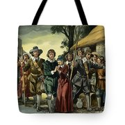 Puritans Tote Bag