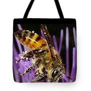 Purpel Nectar Tote Bag