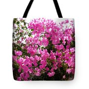 Purple Abundance Tote Bag