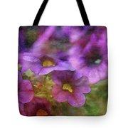 Purple And Yellow Morning 9121 Idp_2 Tote Bag
