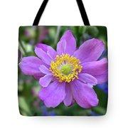 Purple Blossom 1 Tote Bag