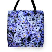 Purple Carpet Tote Bag