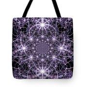 Purple Celeste  Tote Bag