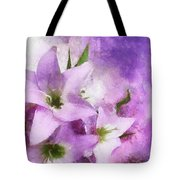 Purple Dreams Tote Bag