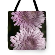 Purple Duo Tote Bag