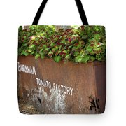 Purple-edged Coleus Tote Bag